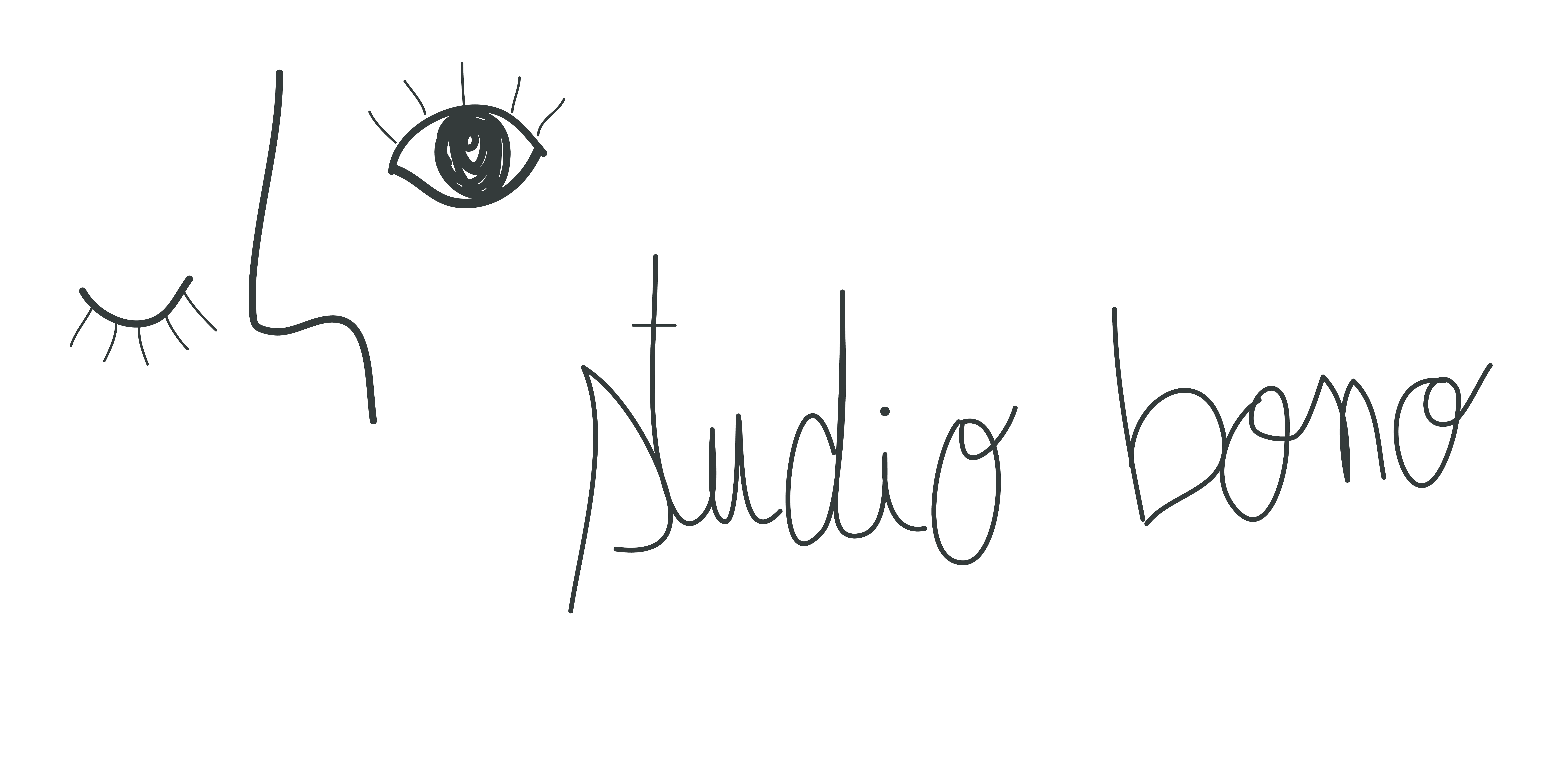 Logo studio de création de site internet Studio Bono