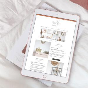 Création de site de e-commerce pour créateur, artiste, artisan, et autres métiers de création, par Maud Campardou du Studio Bono