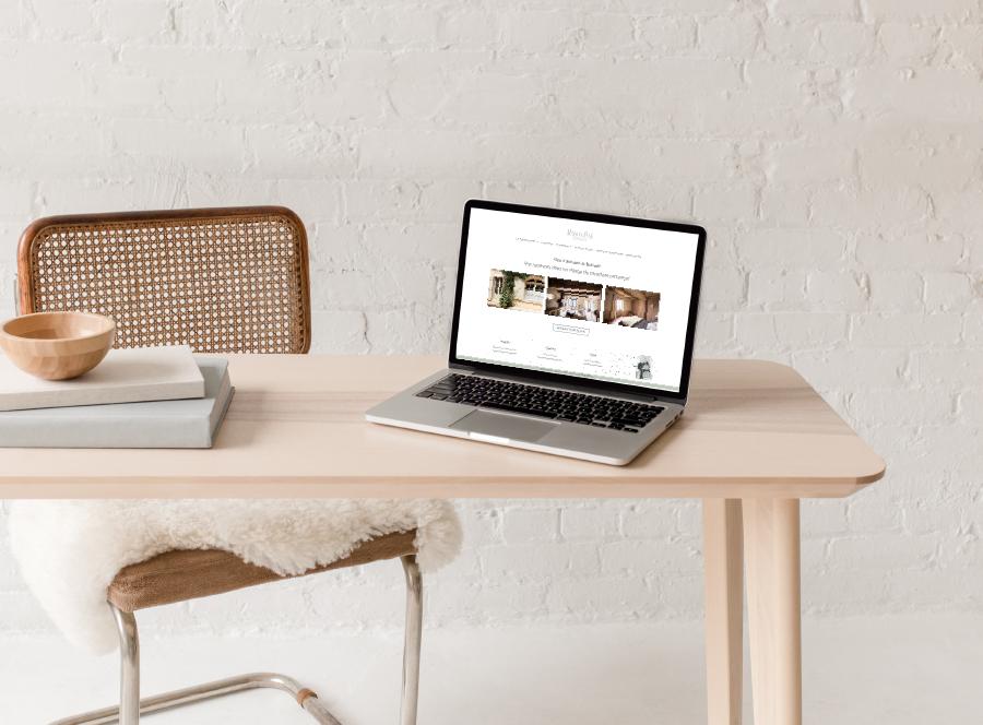 Site internet Maison Finé en Provence