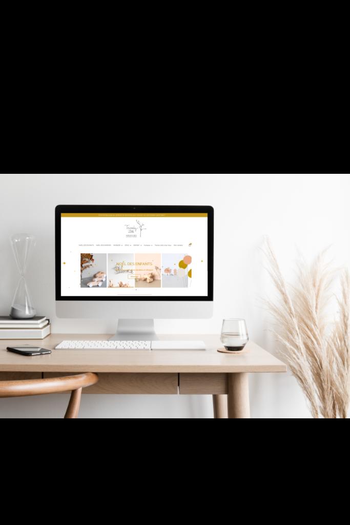 Création d'un site de e-commerce créateur atelier